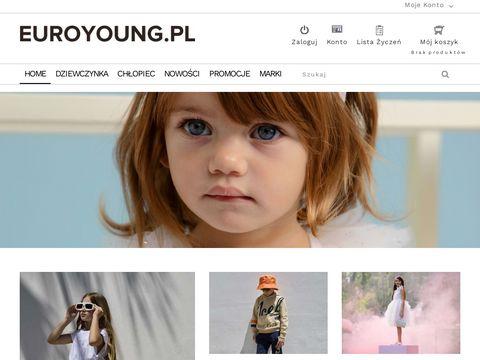 Euroyoung.pl top marki dla dzieci