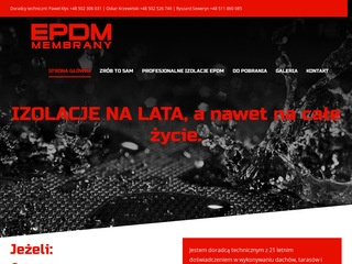 Epdmmembrany.pl dachy zielone