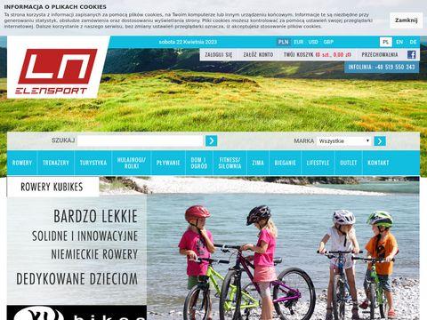 Elensport.pl internetowy sklep rowerowy