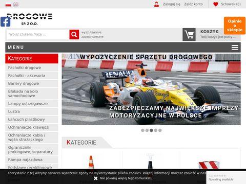 Drogowe.com.pl pachołki drogowe