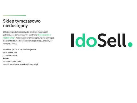 Dotsport.pl akcesoria sportowe