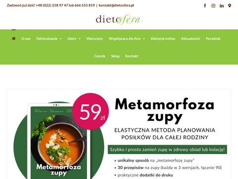 Dietosfera.pl poradnia dietetyczna
