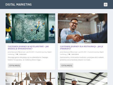 Customer journey - digitalmarketing.pl