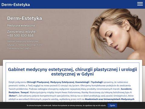Derm-estetyka.pl medycyna estetyczna