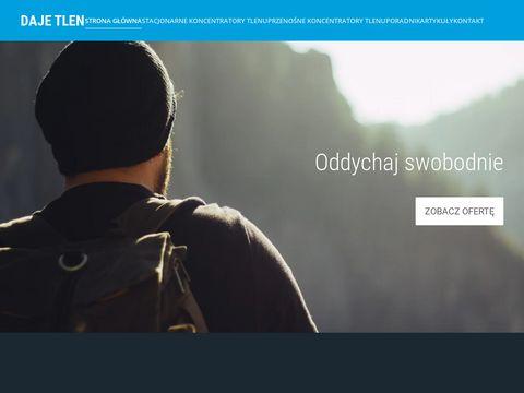 Dajetlen.pl najlepsze koncentratory