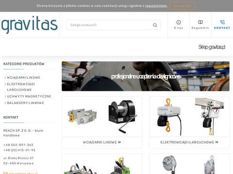 Gravitas.pl wciągniki elektryczne Gebuwin