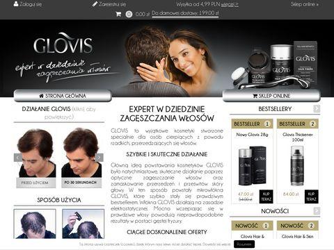 Glovis.pl mikrowłókna w sprayu