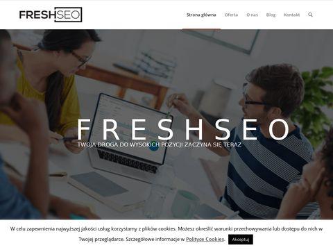 Freshseo.pl reklama alternatywna