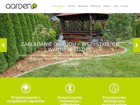 Firmagarden.pl ogrody Białystok