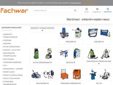 Fachwar.pl maszyny stolarskie