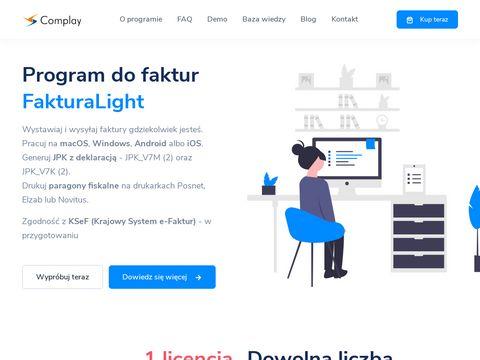 Fakturalight.pl program z jpk