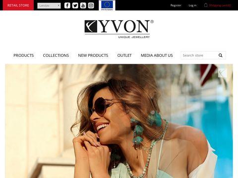 Yvon.pl biżuteria damska męska ślubna