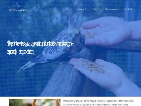 Zurawinka-bakalie.pl ziarna paszowe