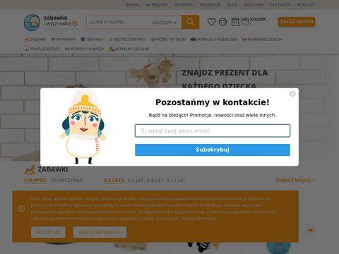 Zabawkaiwyprawka.pl zabawki dla dzieci