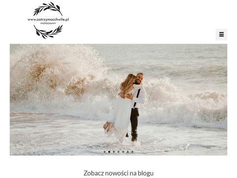 Zatrzymacchwile.com sesja narzeczeńska