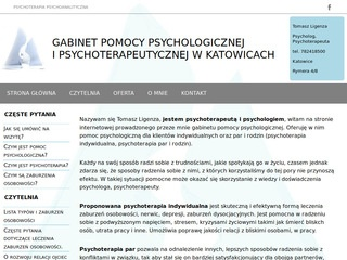 Psycholog-psychoterapia.slask.pl