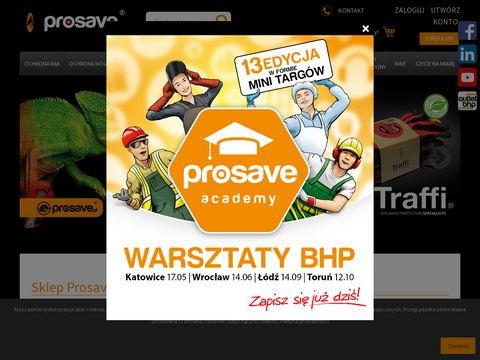 Prosave.pl odzież robocza