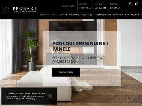 Probart.eu okna drzwi Rzeszów
