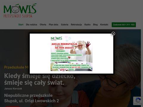 Przedszkole-slupsk.pl Mówiś
