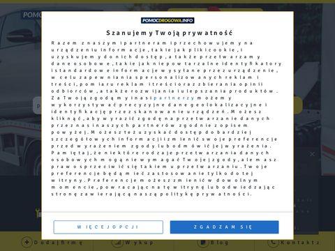 Pomocdrogowa.info wyszukiwarka w Polsce