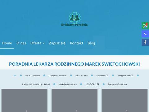 Poradnia-marek.pl lekarz rodzinny