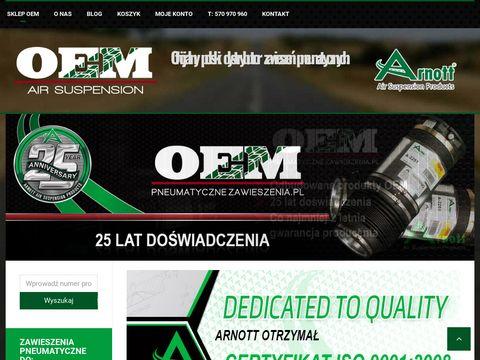 Pneumatycznezawieszenia.pl OEM Automotive