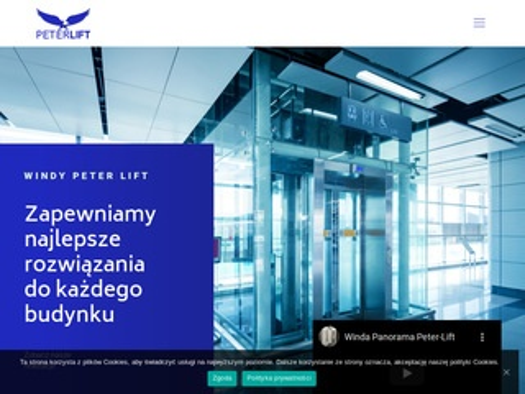 Peterlift.pl windy towarowe