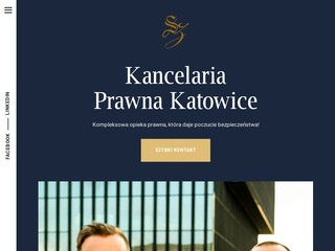 Szaflarscy.pl doradca prawny Katowice