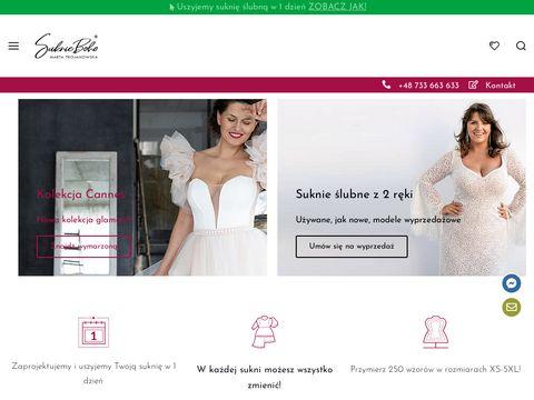 Suknieboho.pl ślubne w Warszawie