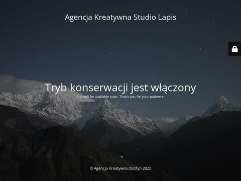 Studiolapis.pl projektowanie loga Olsztyn