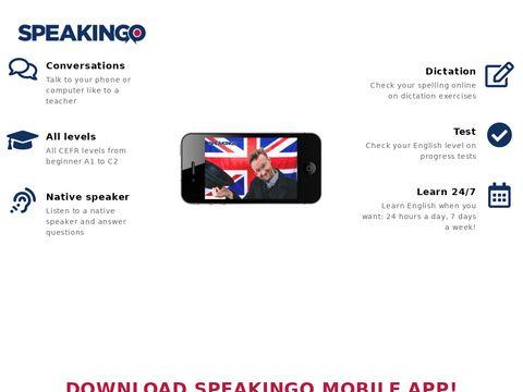 Rozmowy po angielsku - speakingo.com