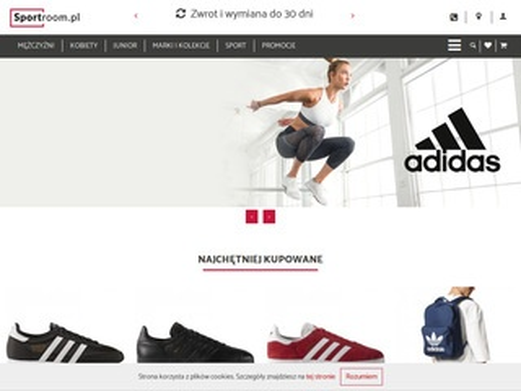 Sportroom.pl obuwie sportowe i odzież
