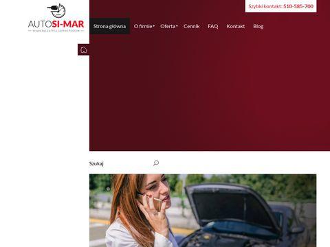 Si-mar.pl wynajem aut w Zgorzelcu