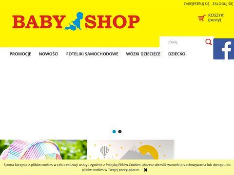 Sklep-babyshop.pl online