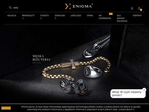 Sklep.enigmaonline.pl męska biżuteria