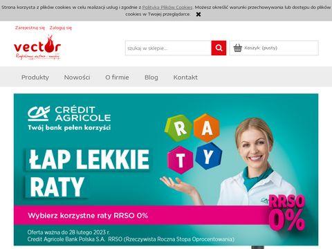 Sklep.kominki-vector.pl klimatyzacja