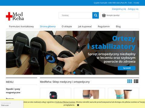 Sklep.medreha.pl ortopedyczny online