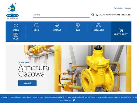 Sklep.wodbud.com.pl rury kanalizacyjne