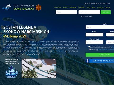 Ski-jumps.pl darmowa gra online