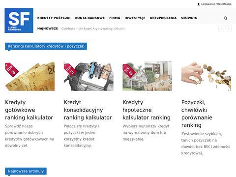 Serwisfinansowy.pl blog