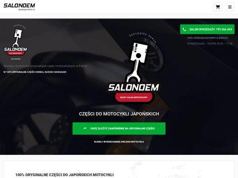 Salonoem.pl części do motocykli
