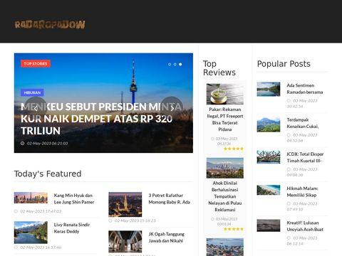 Radaropadow.live