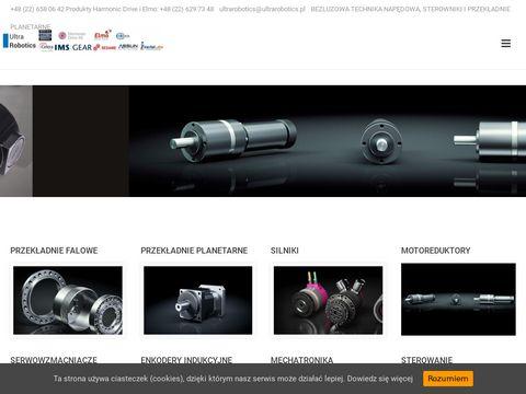 Ultrarobotics.pl silniki BLDC