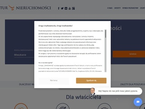 Tur-nieruchomosci.pl agencja w Warszawie
