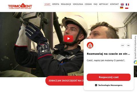 Termocent.com badania termowizyjne