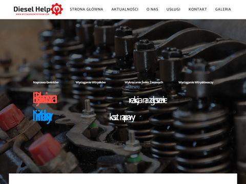 Wyciaganiewtryskow.com naprawa gwintów