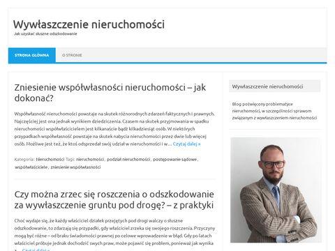 Wywlaszczenie-nieruchomosci.pl