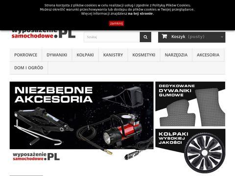 Wyposazeniesamochodowe.pl