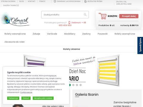 Wystroj-okien.pl rolety sklep online