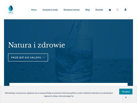 Natura-zdrowie.pl zdrowa woda